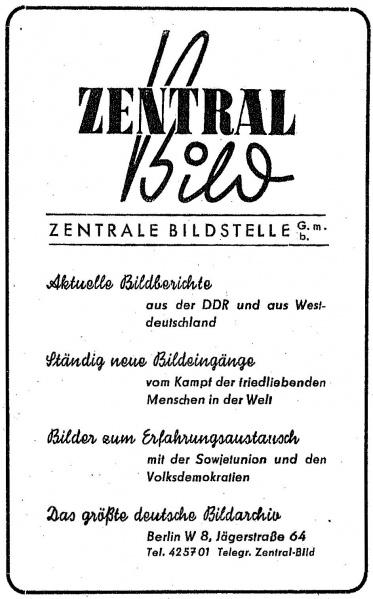 File:Anzeige Zentral-Bild Dezember 1951.jpg